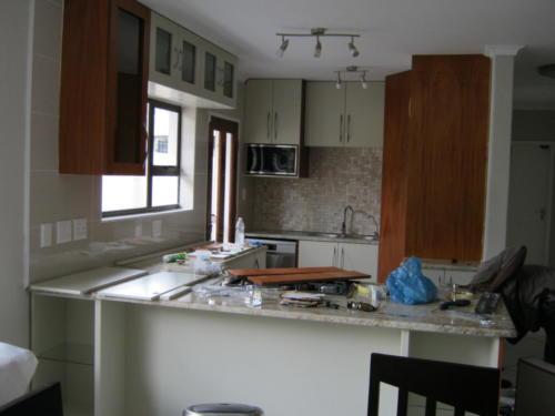 kitchen spray and veneer1
